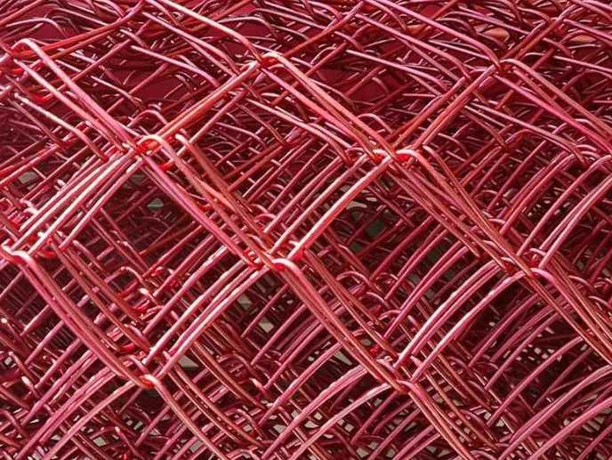 Tvoros Tinklas - Raudonas Rubinas, 1,5x10m