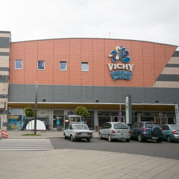 Vichy Vandens Parkas cover